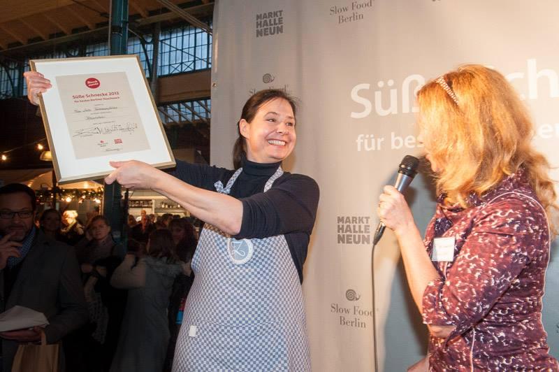 Congratulations!. Foto: Slow Food Berlin